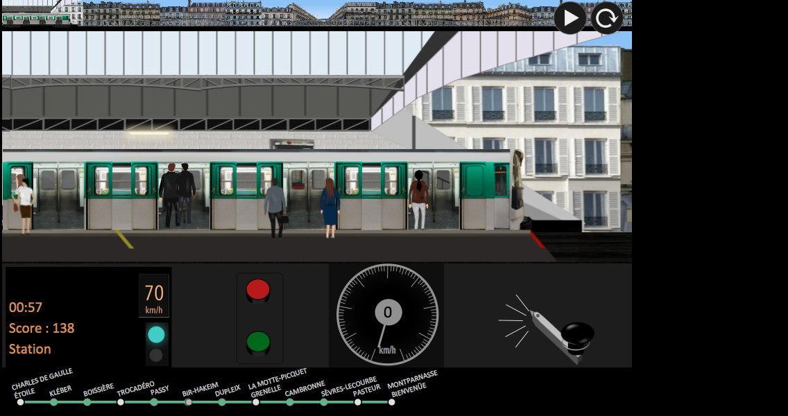 Игры метро симулятор