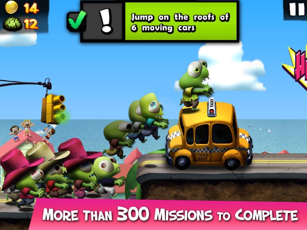 Скачать zombie tsunami 4. 0. 2 для android.