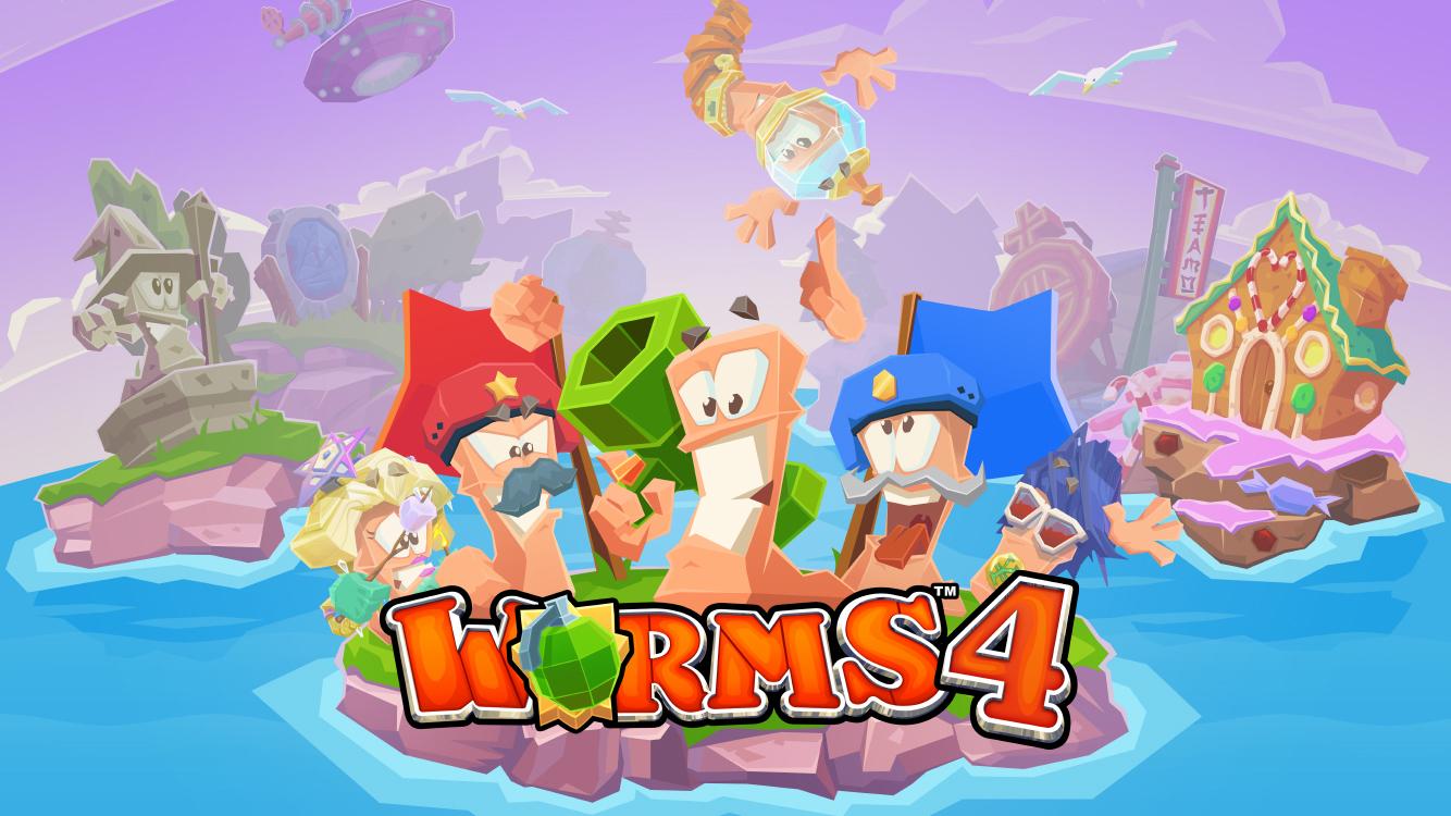 Worms 2 Armageddon - Игры на Андроид, скачать игры