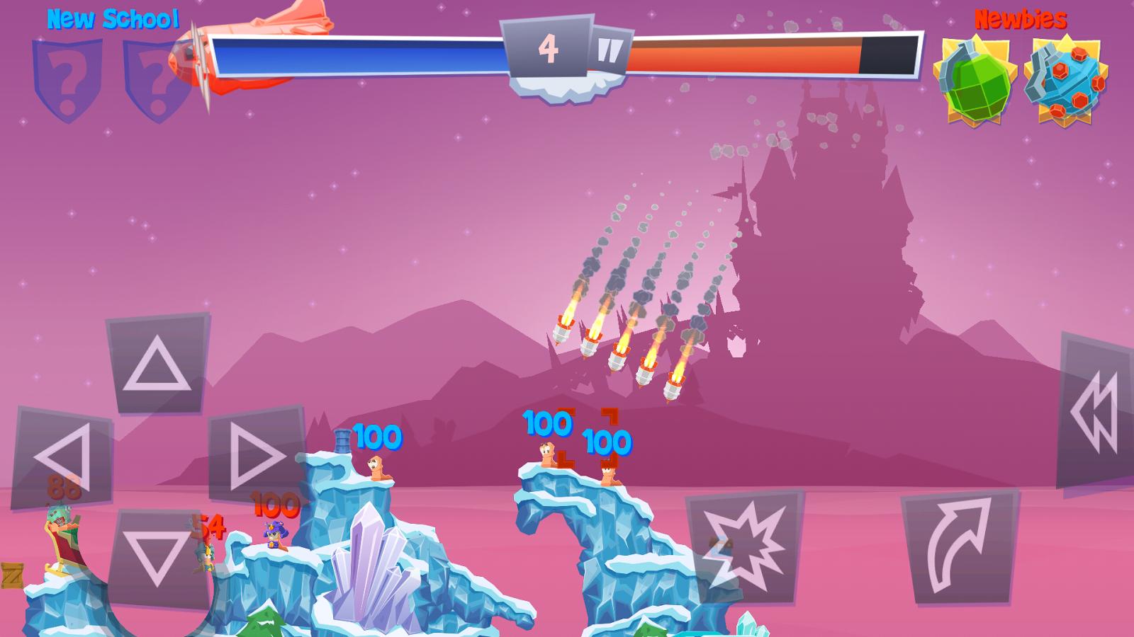 Игра worms 4 скачать бесплатно на компьютер