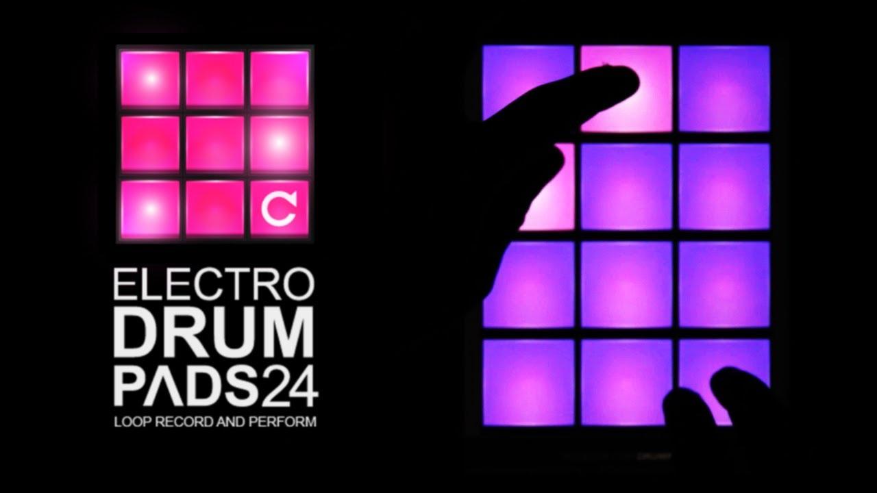 Скачать electro drum pads 1. 7. 2 для android.