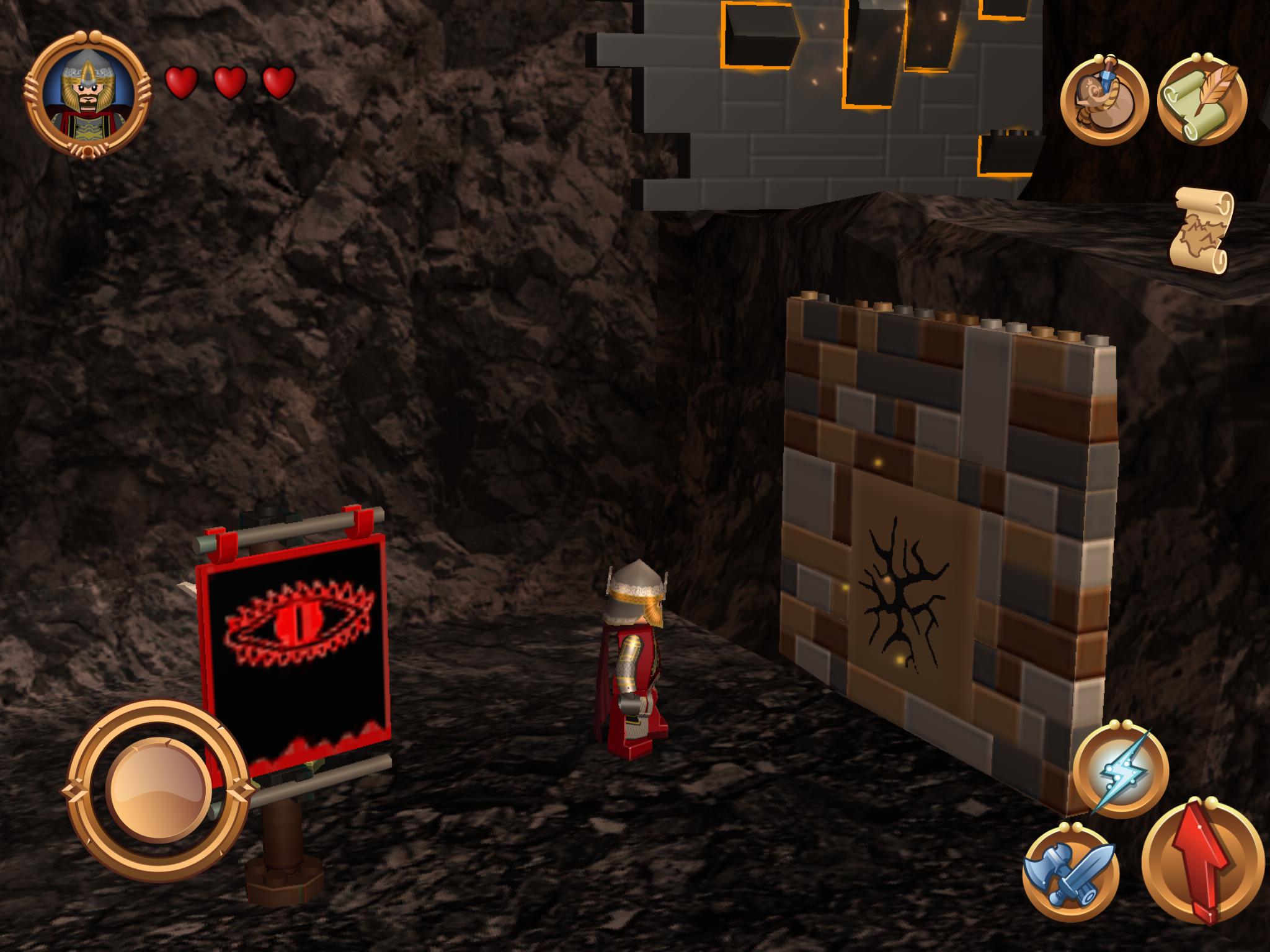 Лего хоббит на пк скачать