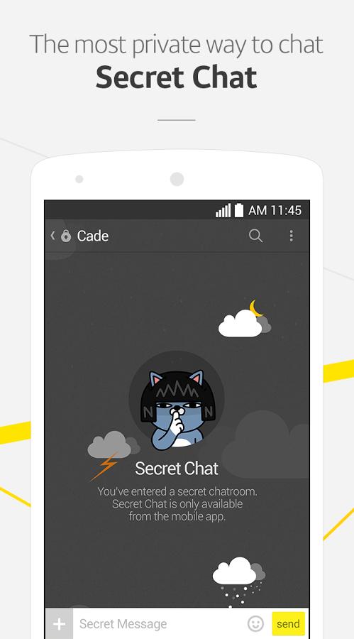 Kakaotalk скачать приложение - фото 5