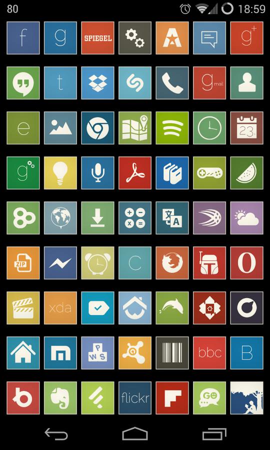 Красивая Иконки Icon