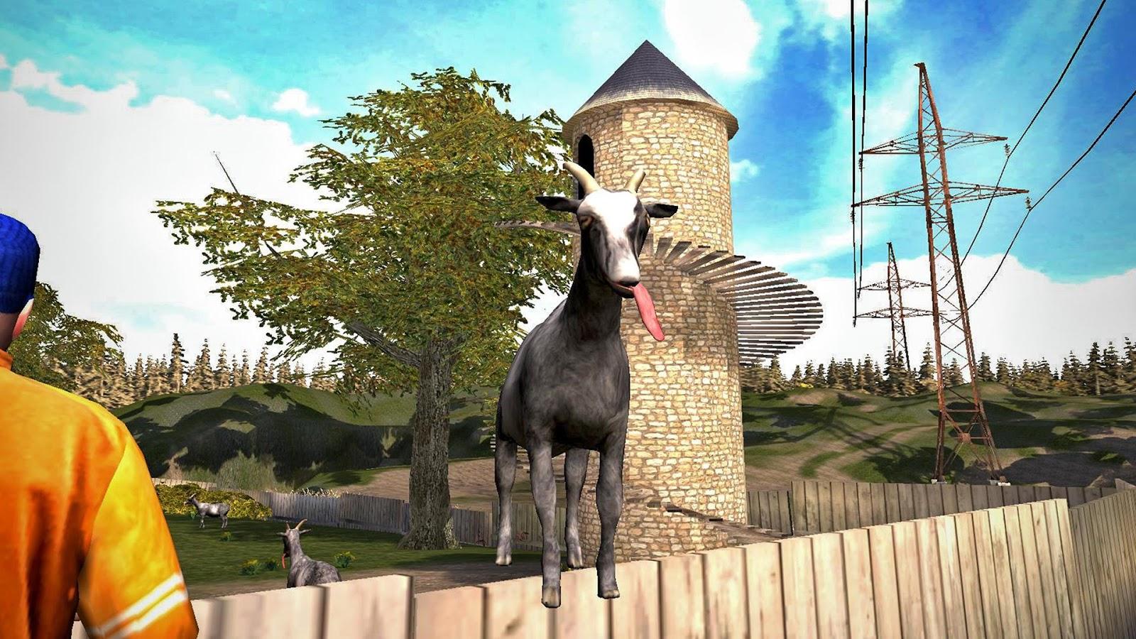 Скачать симулятор козла полную версию на андроид