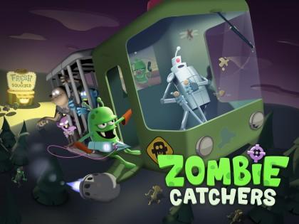 Скачать игру зомби катчер через торрент на компьютер