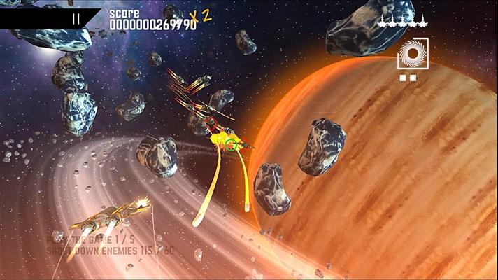 Игры На Двоих Стрелялки В Космосе