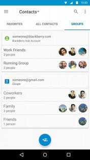 Контакты отBlackBerry 1.1.1.7958