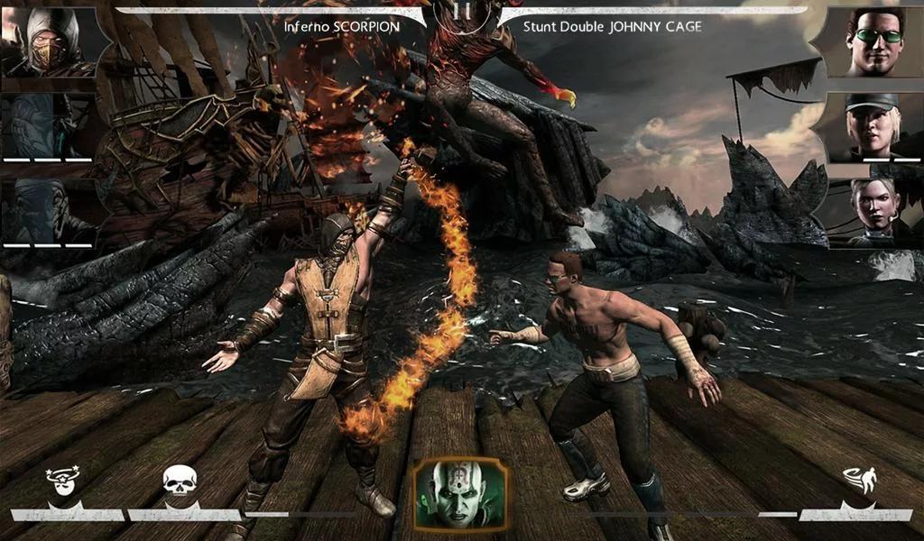 Mortal kombat 1 скачать игру на компьютер
