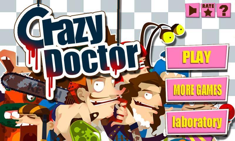 Скачать игру крейзи доктор на андроид