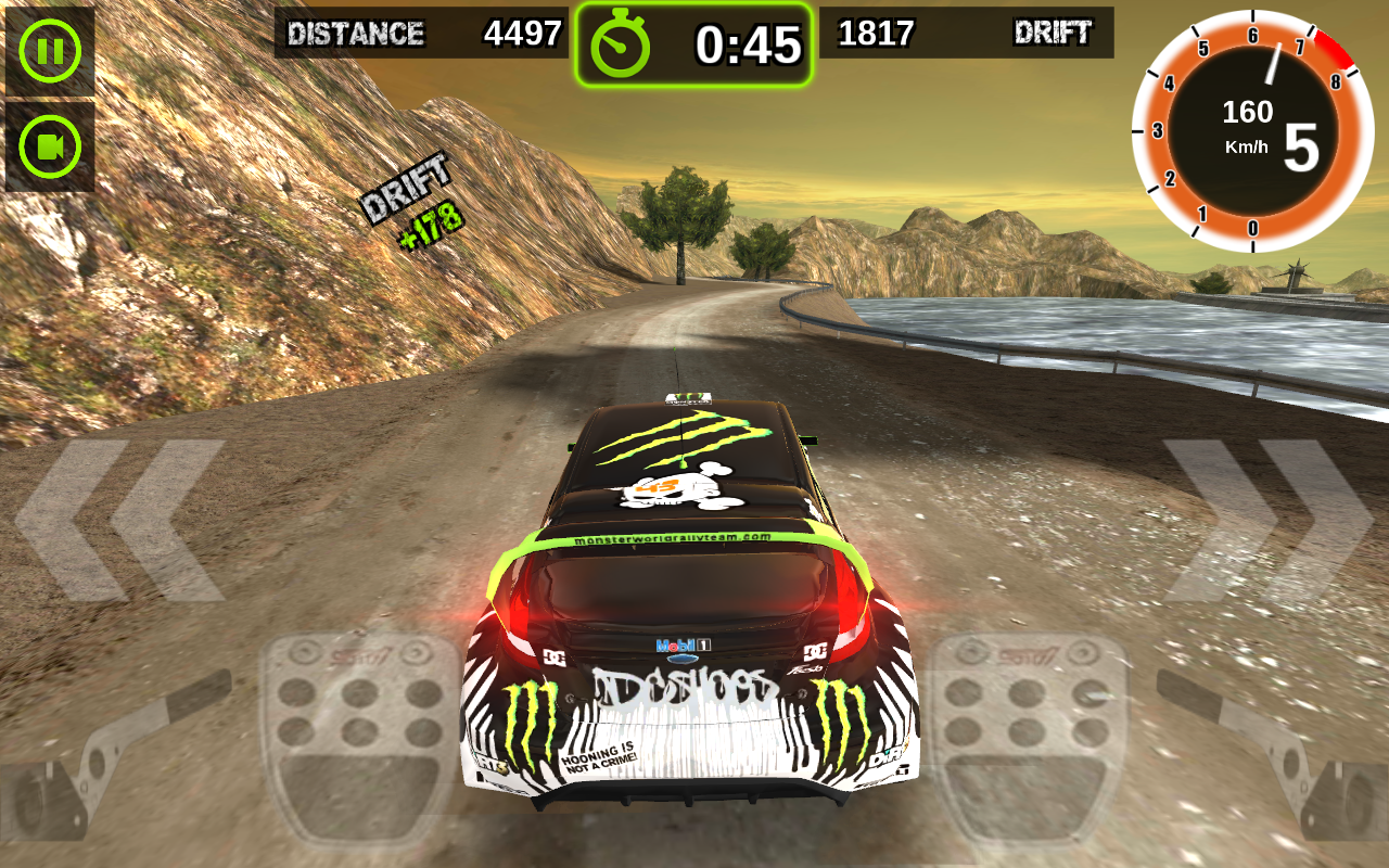 Rally racer drift 1. 56 apk mod money for android.
