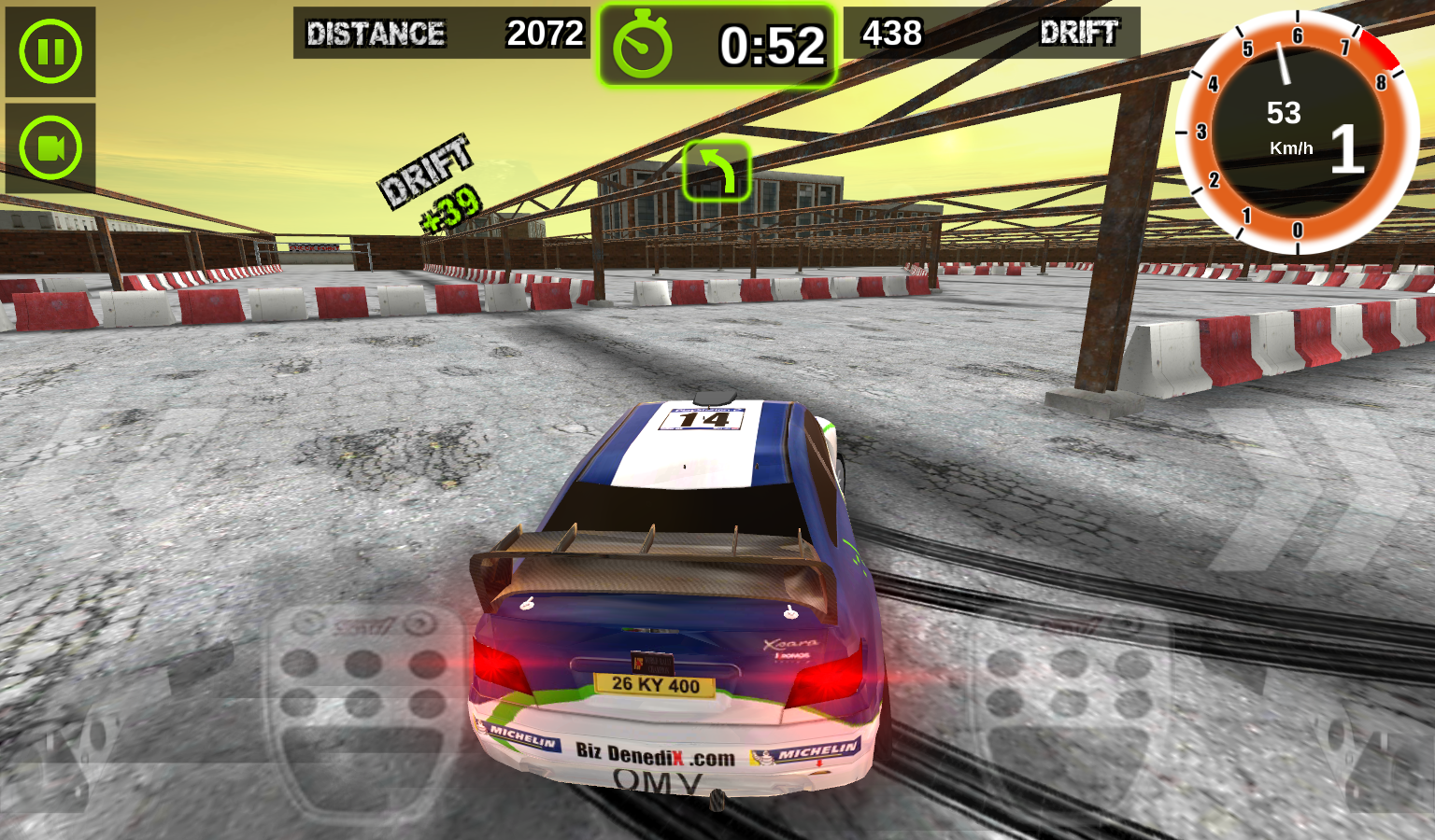 Drift and rally 1012 android apk indir data