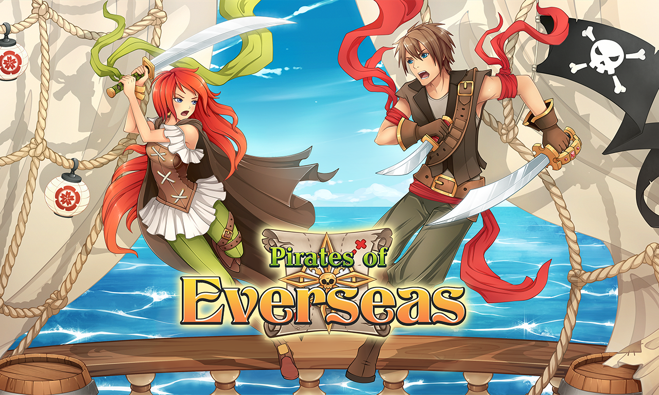 Pirates of everseas скачать на компьютер