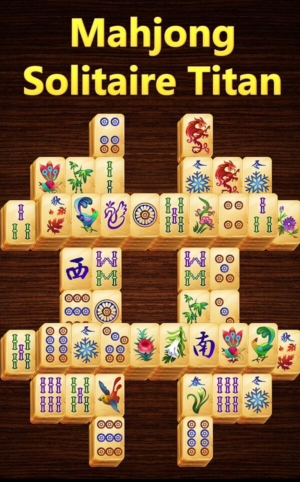 Скачать mahjong solitaire titan 2. 2. 9 для android.