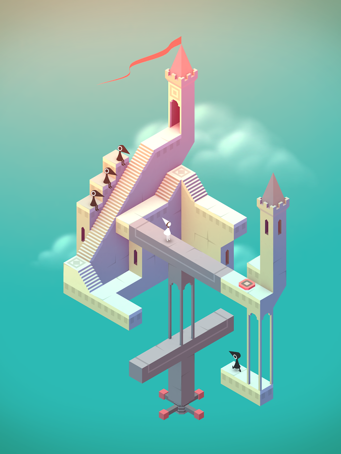 скачать игру Monument Valley на андроид img-1