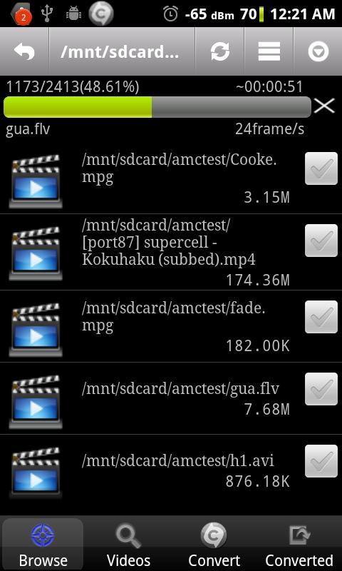 видео конвертер для андроид скачать бесплатно