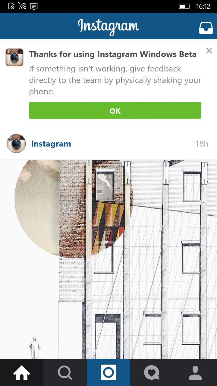 Скачать instagram для windows 10 mobile для windows phone 8.