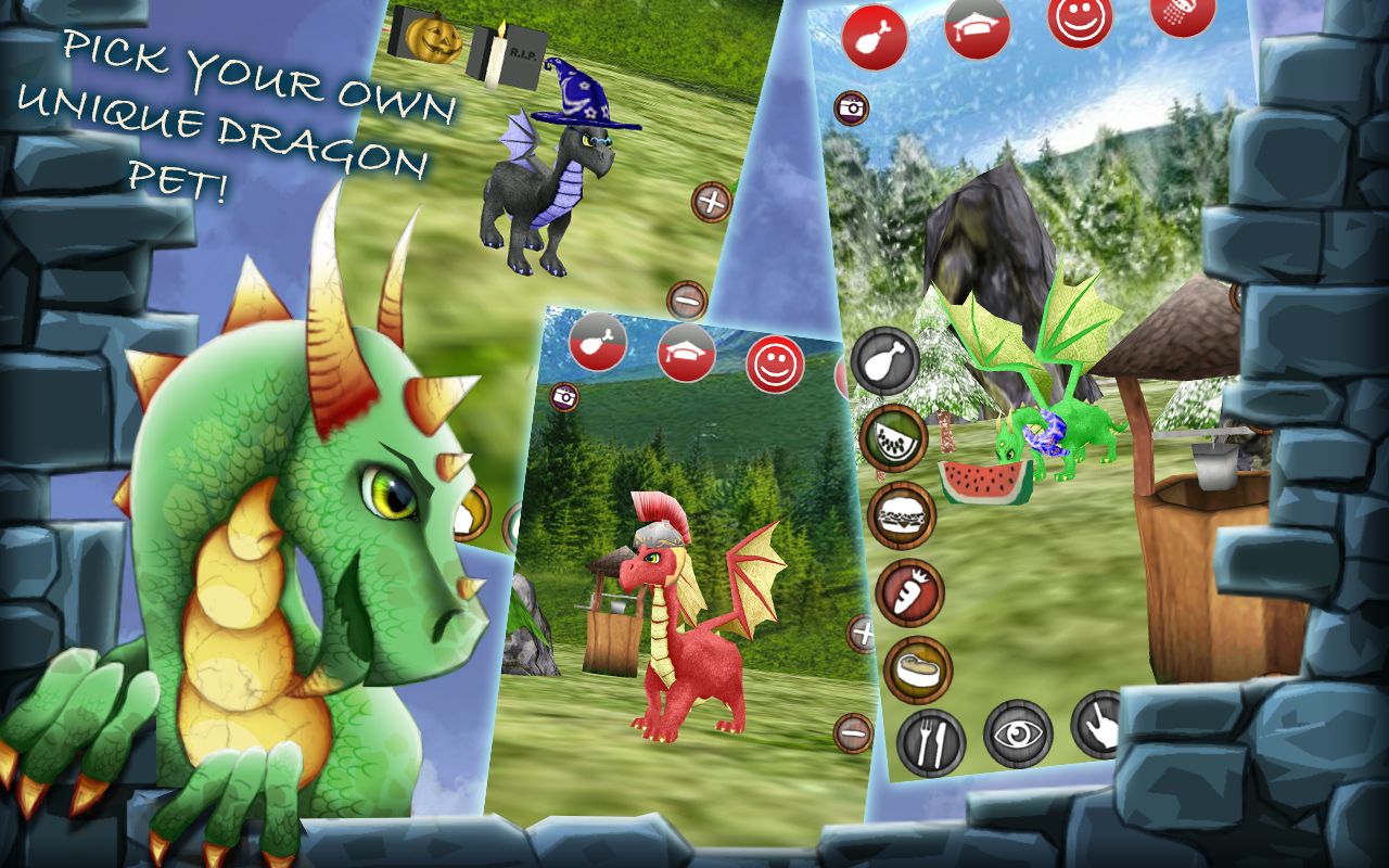 Приложения в Google Play – Dragon City (Город …
