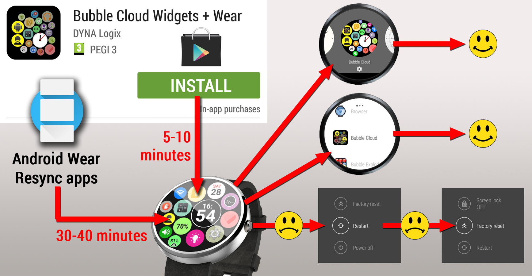 Invaders (Android Wear) 2.0.4 Загрузить APK для …