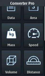 Converter Pro— Smart Calculator. Скриншот 3