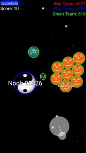 Nebulous 1.7.9. Скриншот 6