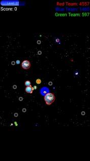 Nebulous 1.8.3. Скриншот 7