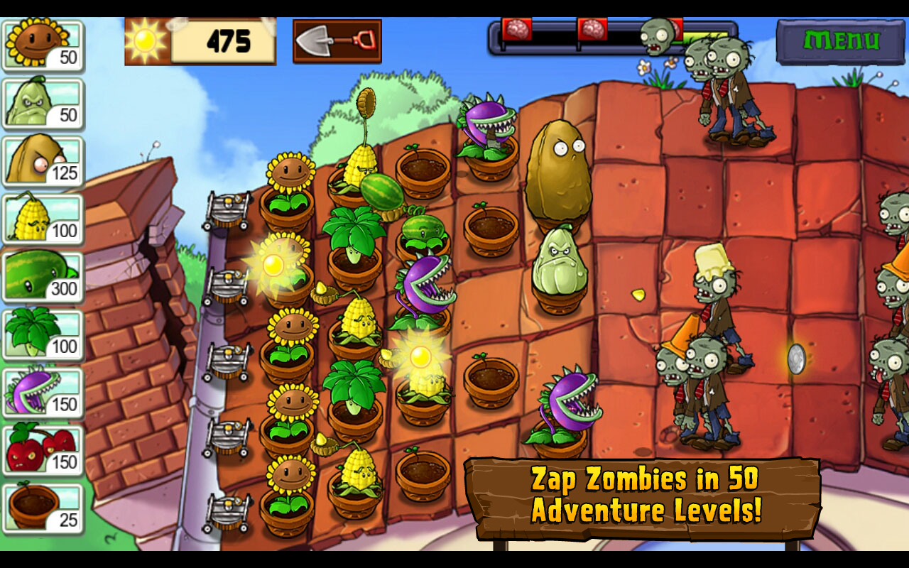 Plants vs. Zombies Heroes - imtalk.info