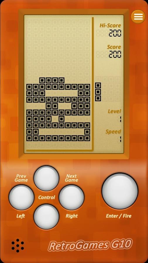 Скачать игру Настоящие Ретро Игры - Brick …