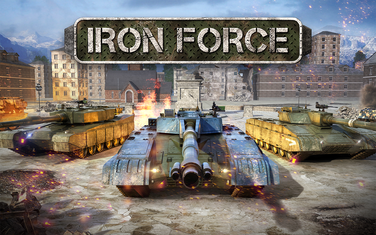 Iron Force Для Windows Скачать