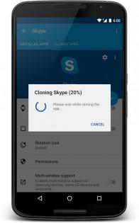 App Cloner 1.5.1. Скриншот 6