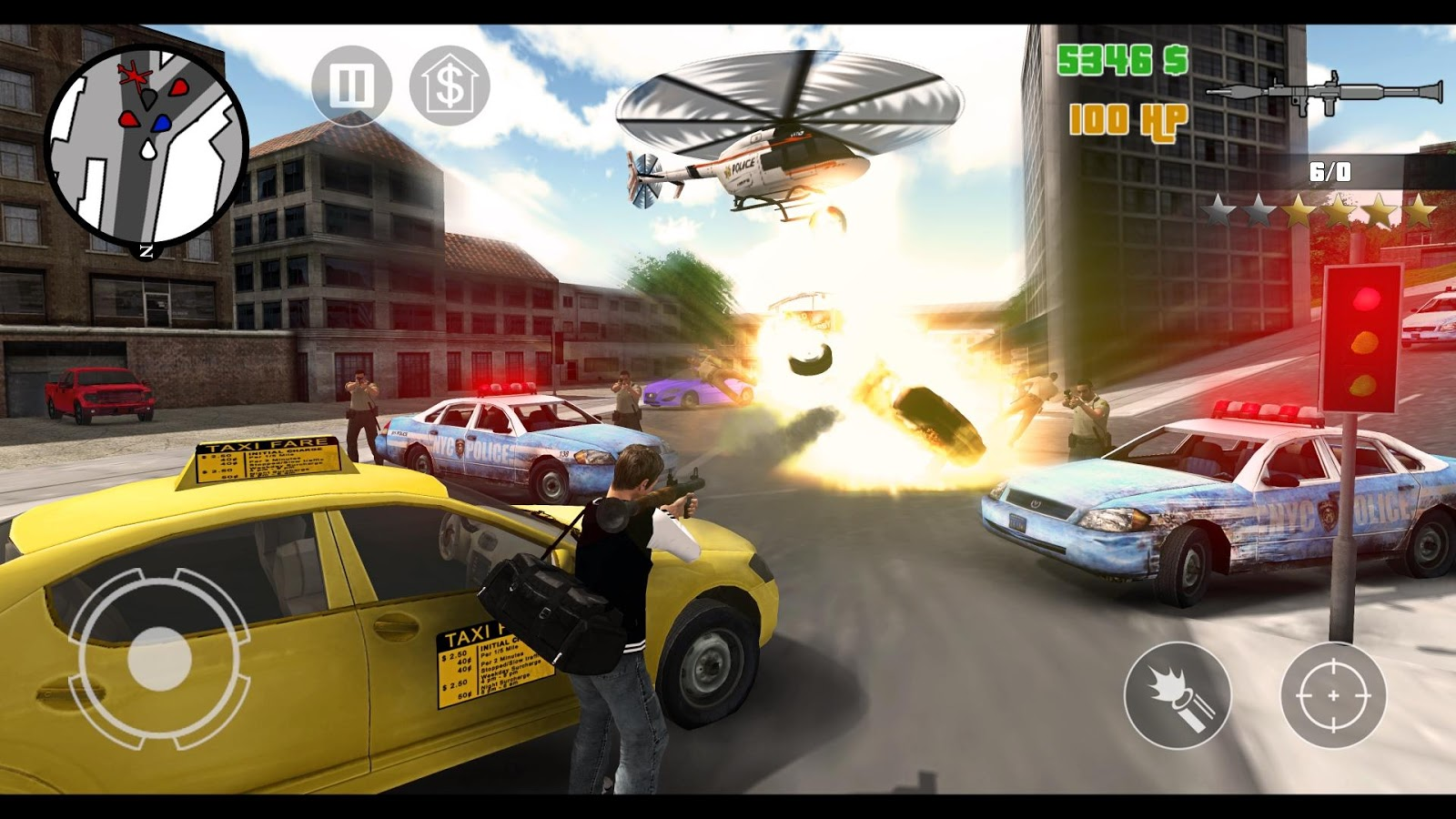 Grand theft auto san andreas v1. 07 mod apk + data download youtube.