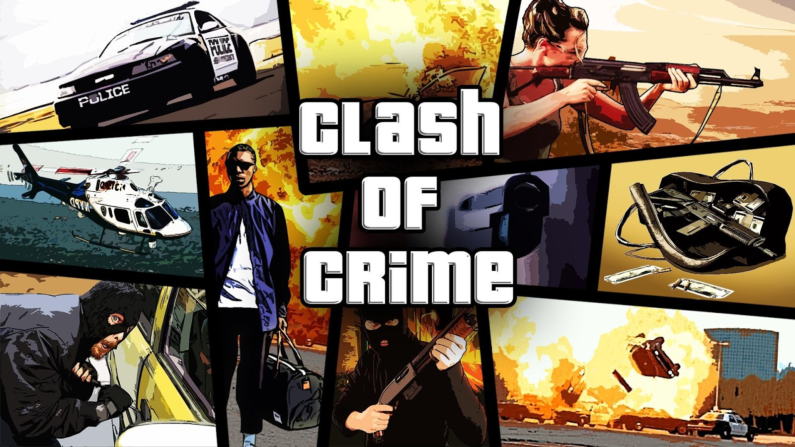 Скачать clash of crime mad san andreas 1. 2. 8 для android.