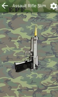 Assault Riffle Sim. Скриншот 2