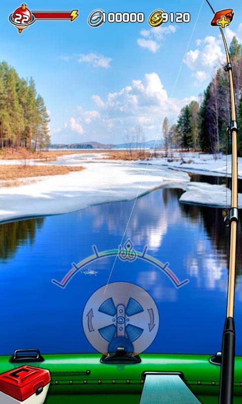 игра симулятор рыбалка скачать торрент