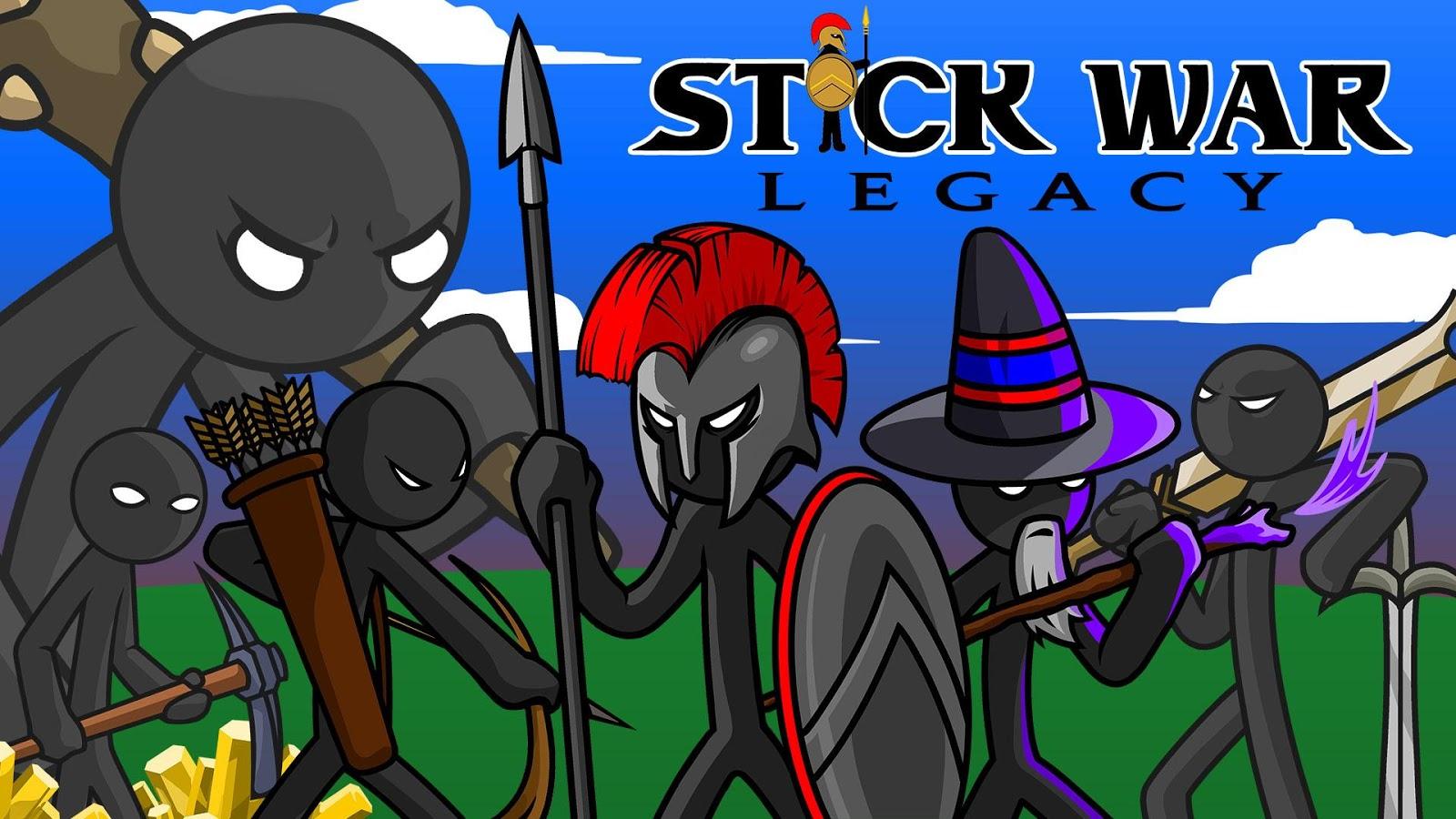 Играй в stick war: legacy на pc с bluestacks android эмулятором!