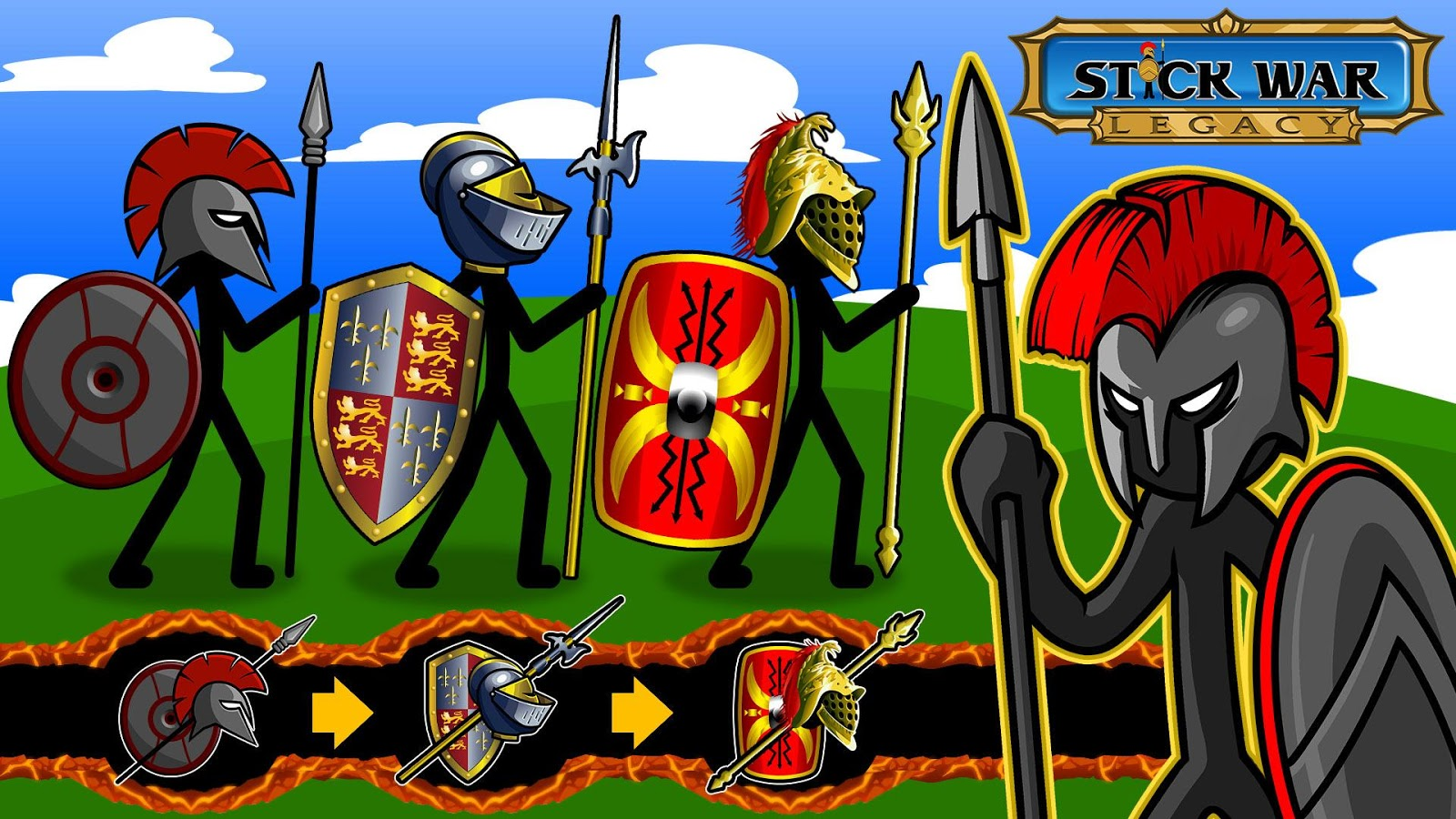 Download Stick War Legacy for PC ... - Andy Android Emulator