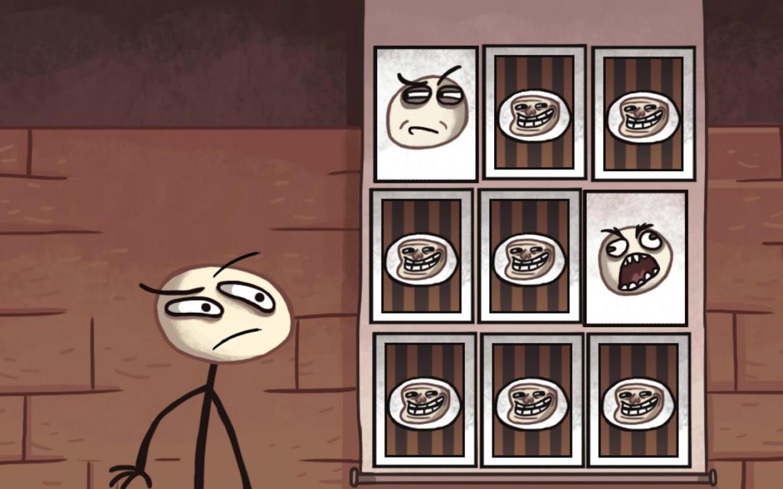 trollface quest 3 скачать на андроид