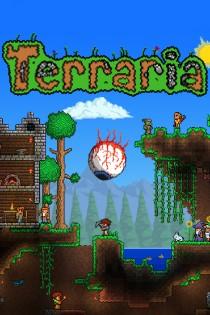 Terraria 0.2.12785. Скриншот 0