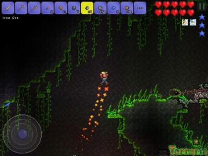 Terraria 0.2.12785. Скриншот 05