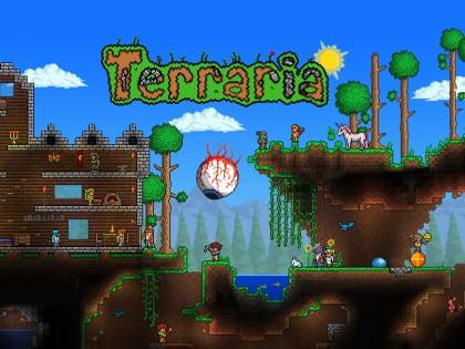 Terraria 0.2.12785. Скриншот 06