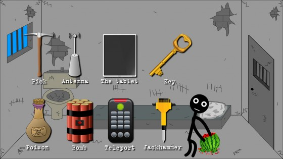 Stickman jailbreak 1.0. Скриншот 4