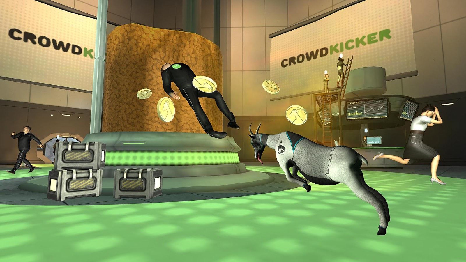 Скачать goat simulator с модами
