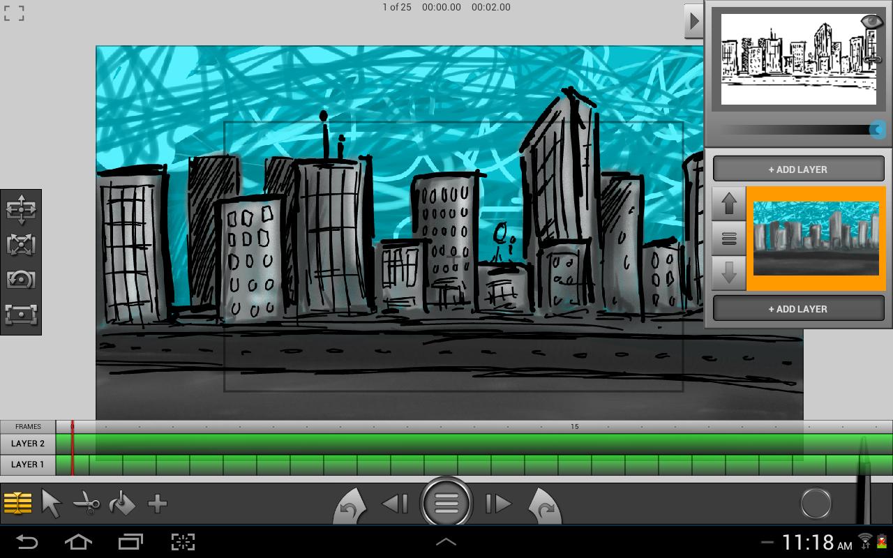 Скачать программы для анимации на андроид