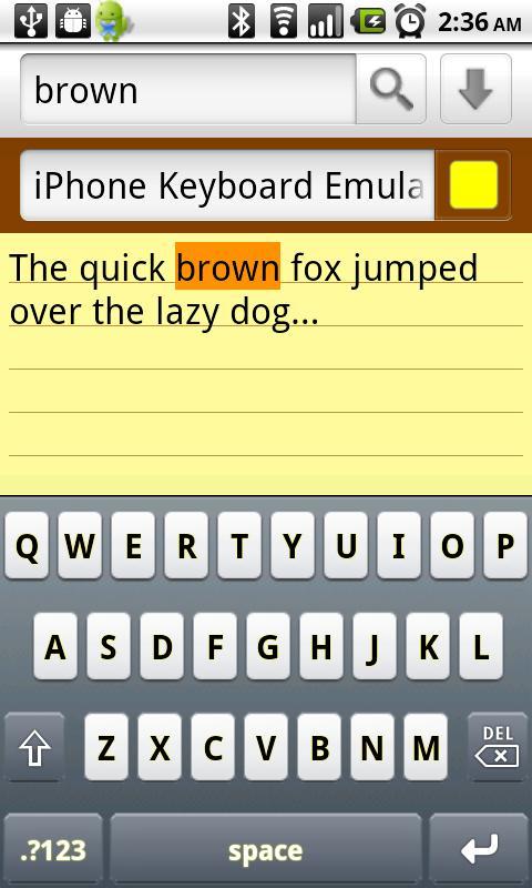 Скачать клавиатуру как на айфоне на андроид