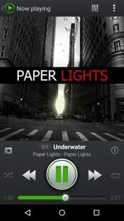 PlayerPro Music Player 0.3. Скриншот 0