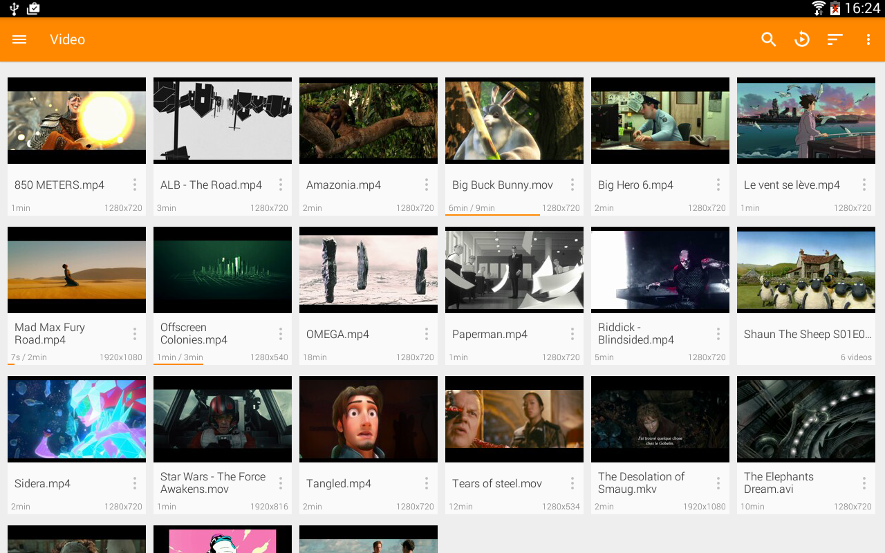 Vlc for android (android) download.