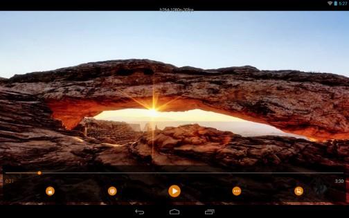 VLC 2.1.0. Скриншот 10