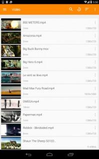 VLC 2.11.3. Скриншот 15