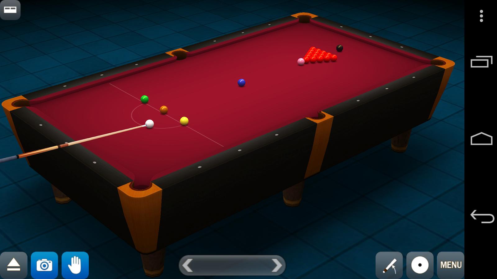8 Ball Pool на андроид - top-android.org