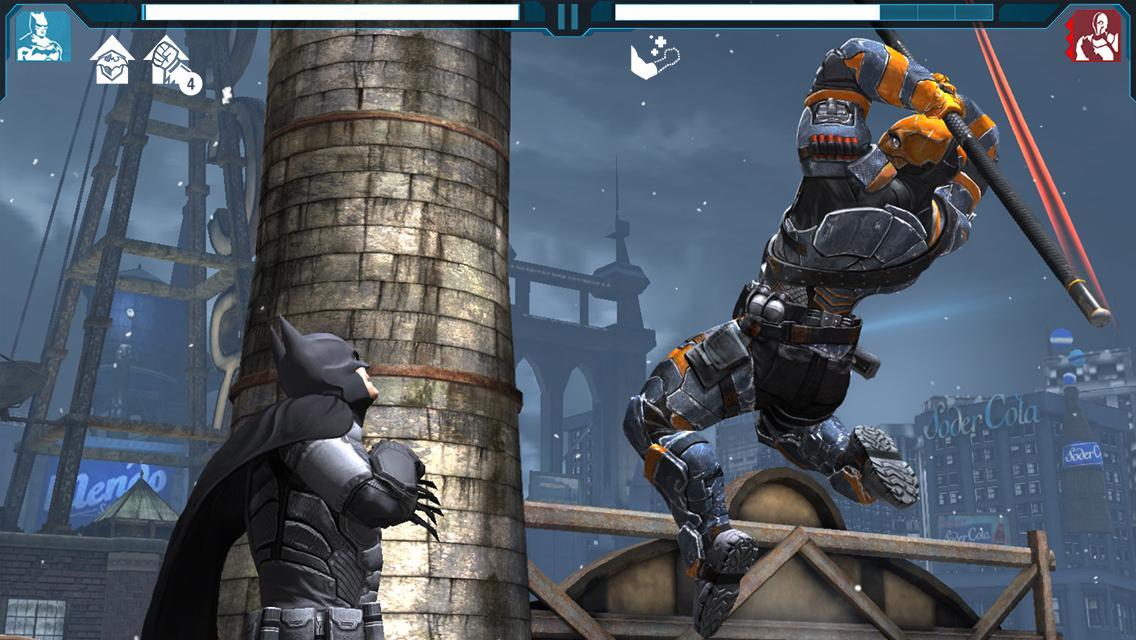 Бэтмен игра 2013